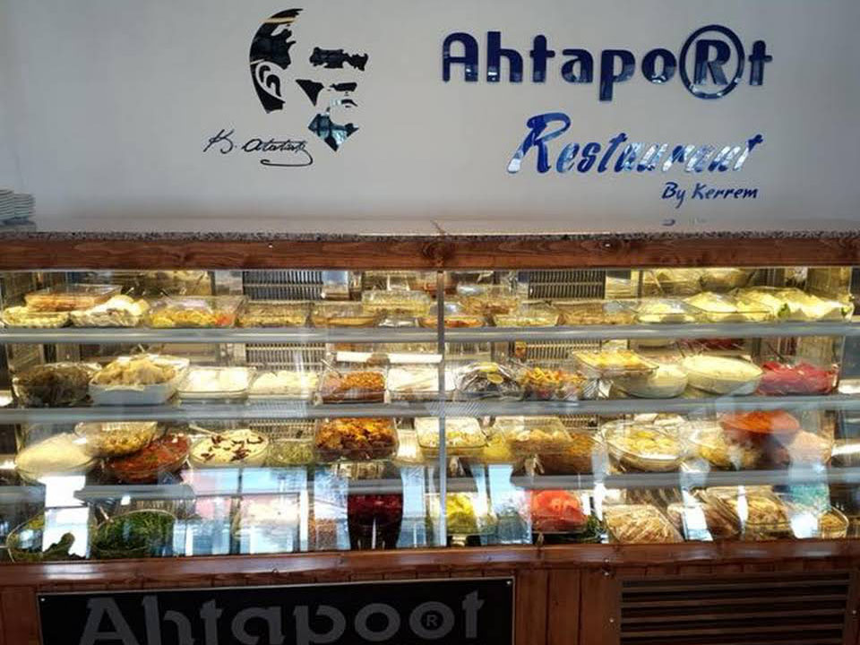 AhtapoRt Restaurant By Kerrem